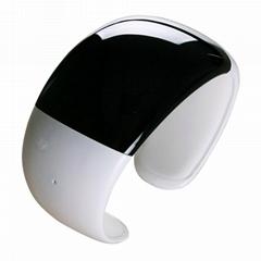 無線藍牙  震動手鏈  配來電顯示播放音樂