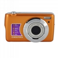"Winait's DC800OE 15 MP MAX/2.7"" TFT LCD digital camera with 3X optical zoom"