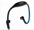 运动 无线蓝牙耳机 MP3播放器 支持Ihopne WT-S9-1 2
