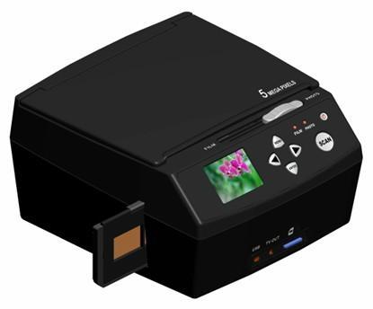 英耐特2015最新款底片掃描/ 移動磁盤/照片掃描儀 1