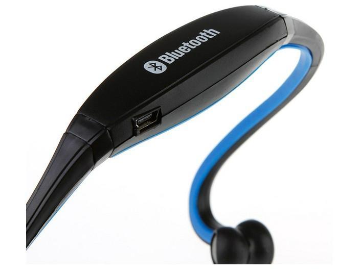 运动 无线蓝牙耳机 MP3播放器 支持Ihopne WT-S9-1 4