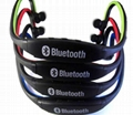 Sports wireless Bluetooth headphone