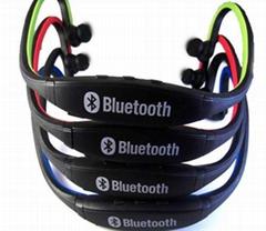 运动 无线蓝牙耳机 MP3播放器 支持Ihopne WT-S9-1