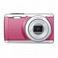 12 MP digital camera with 2.7'' TFT