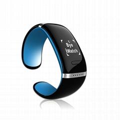 應用智能  藍牙手鐲   來電顯示  計步器