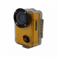 12MP app waterproof action digital video camera