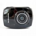 HD1080P运动防水数码摄像机2.4'触摸屏 5