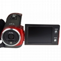 16mp digital video camera HD720P camcorder 2.7'' TFT display 3