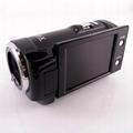 16mp digital video camera HD720P camcorder 2.7'' TFT display 2
