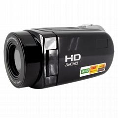 12MP digital video camera with 2.4'' TFT display 8x digital zoom