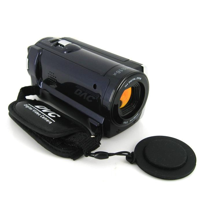 digital camcorder with 3.0'' display 16x digital zoom 3