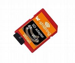 wifi sd card adapter