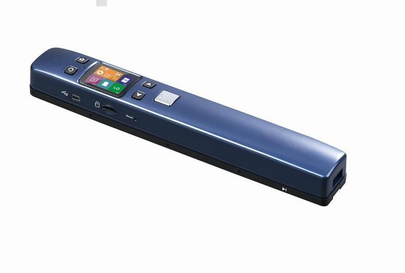 小型手持便携扫描仪 1