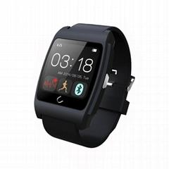 心脏率检验的智能手表