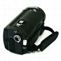 HD720P 12MP digital video camera with 3.0'' TFT display 16 x digital zoom