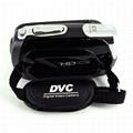 12MP digital video camera with 3.0'' TFT display 8x digital zoom