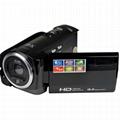 16mp digital video camera HD720P camcorder 2.7'' TFT display 1