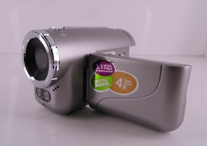 3.1MP mini digital camera with 1.4'' TFT display 4 x digital zoom   4