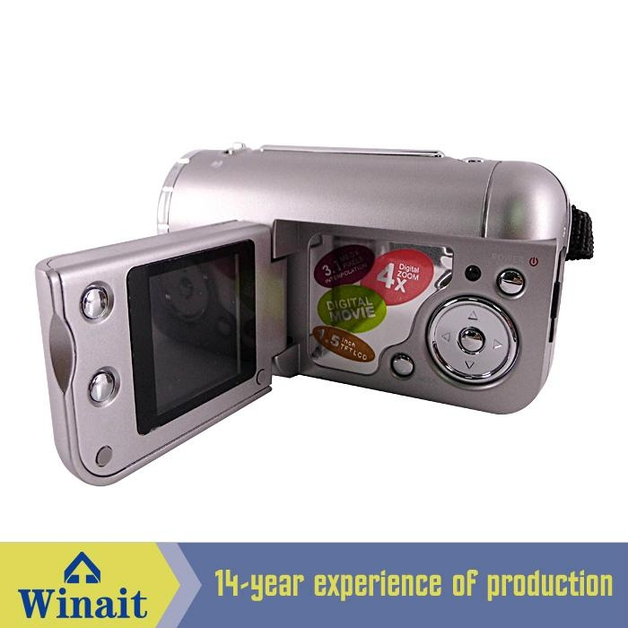 3.1MP mini digital camera with 1.4'' TFT display 4 x digital zoom   5