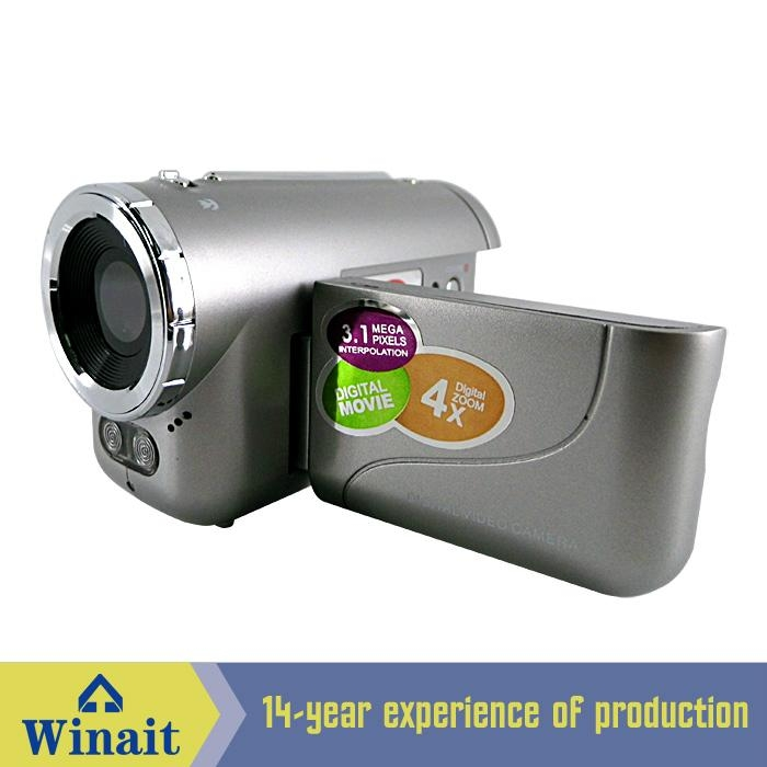3.1MP mini digital camera with 1.4'' TFT display 4 x digital zoom   12