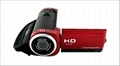 12 MP digital video camcorder with 2.4'' TFT display 8x digital zoom 3