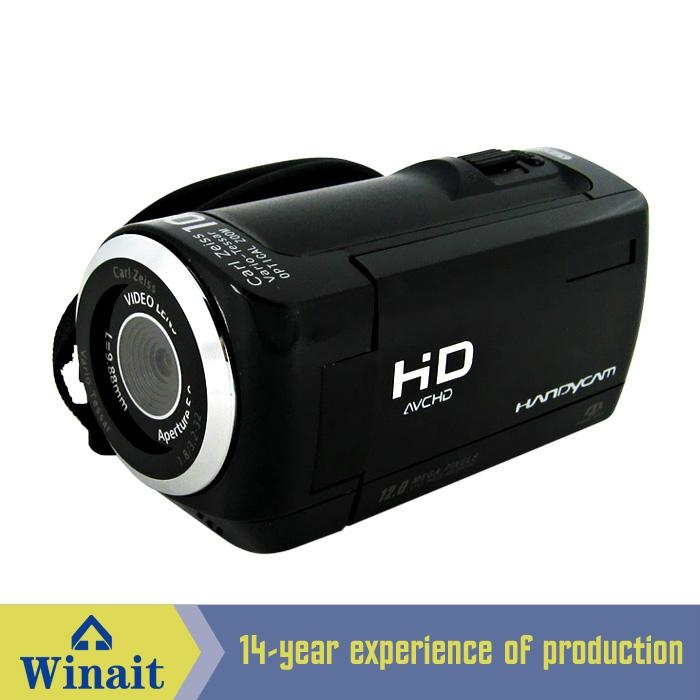 12 MP digital video camcorder with 2.4'' TFT display 8x digital zoom 8