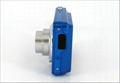 15mp digital camera with 2.7'' TFTdisplay 4x digital zoom 3 x optical zoom  7
