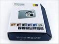 15mp digital camera with 2.7'' TFTdisplay 4x digital zoom 3 x optical zoom  10