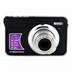 15mp digital camera with