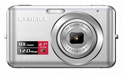 12 MP digital camera wit