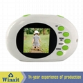 Winait Mini Digital Camera for Kids with Interest Backgroud DC-G14