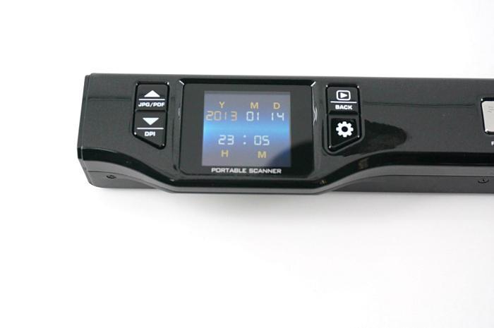 WIFI  扫描器1.44''显示器 4