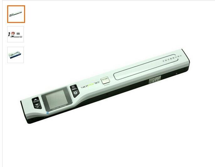 WIFI  扫描器1.44''显示器 8