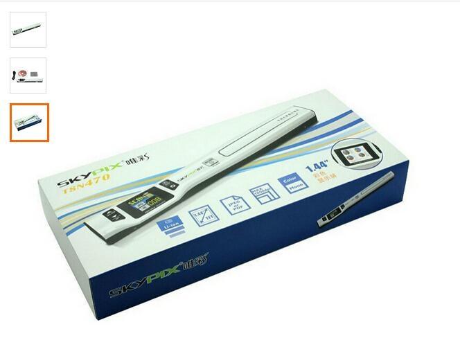 WIFI  扫描器1.44''显示器 10