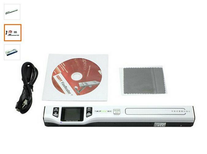 WIFI  扫描器1.44''显示器 11