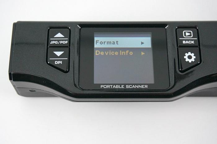 WIFI  掃描器1.44''顯示器 12