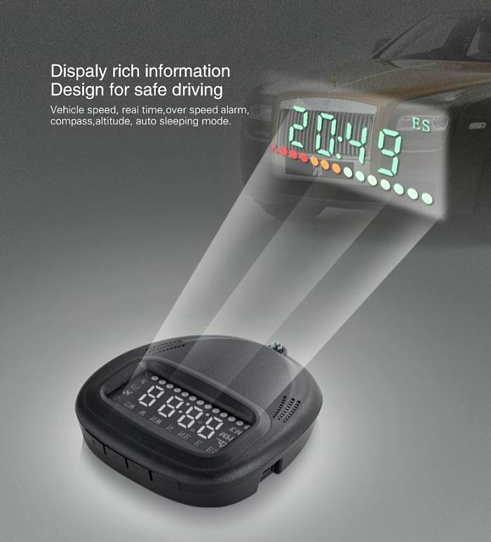 最新款 抬頭顯示器 WT-A1 11