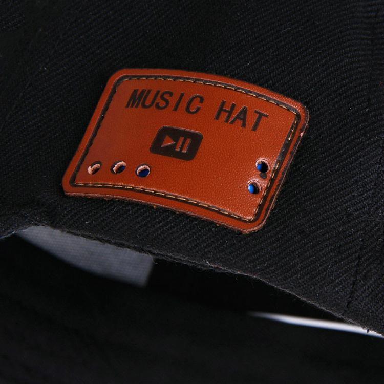 蓝牙太阳防嗮帽子可支持无线通话音乐播放 12