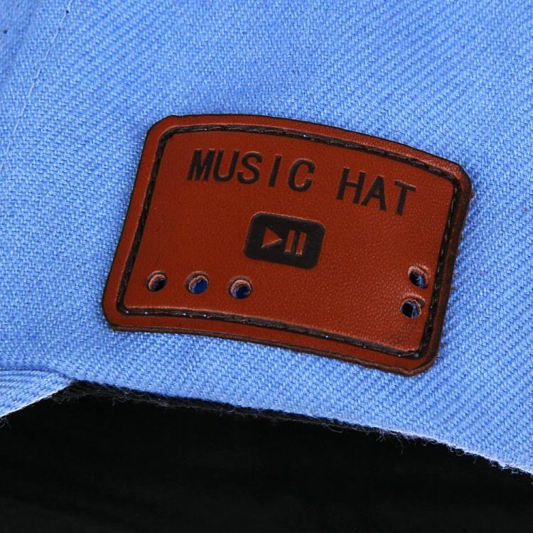 蓝牙太阳防嗮帽子可支持无线通话音乐播放 14
