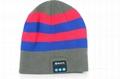 2015  时尚设计蓝牙音乐帽