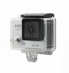 HD 720pP waterproof sport camera A7