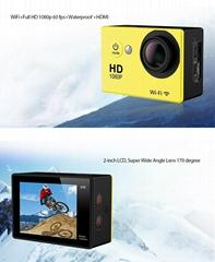 winait full HD 1080P waterproof sport camera with H9