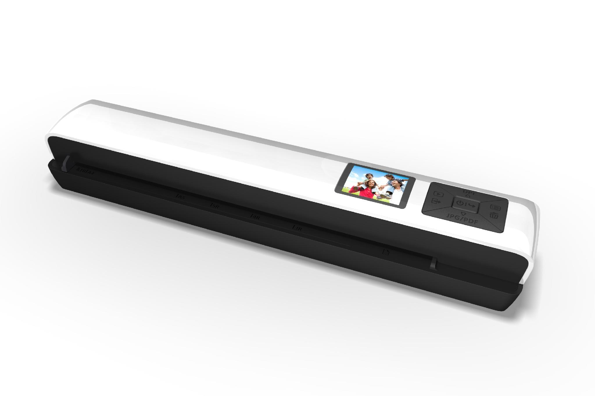 自动走纸A4 扫描仪 1