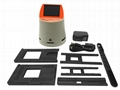 22mp 35mm negative film scanner with 2.4'' TFT display