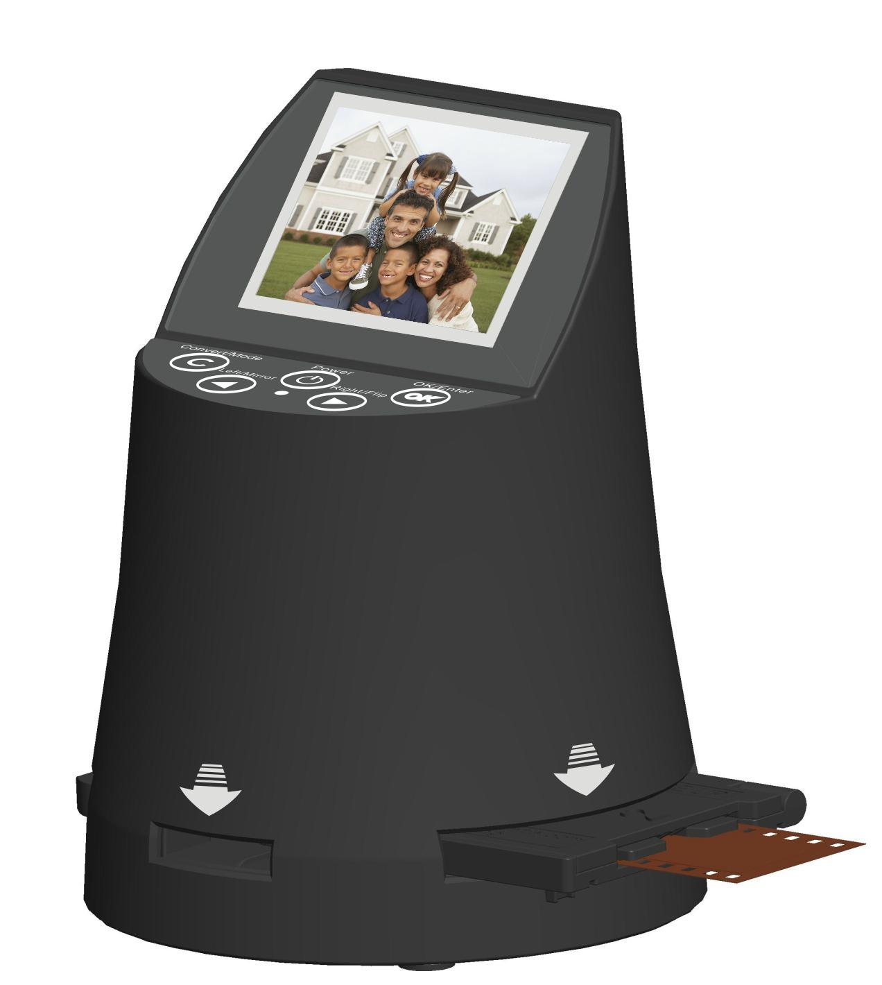 新款1400万像素底片扫描仪 1