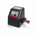 12MP film scanner, negative slide film scanner