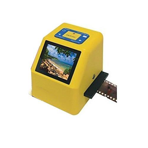 12MP film scanner, negative slide film scanner