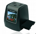 22MP film scanner with color display