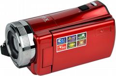 1600万数码相机,16 MP dv, 16倍数字变焦,2.7'' TFT 显示屏