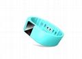 TW64 Sports bluetooth bracelet with app